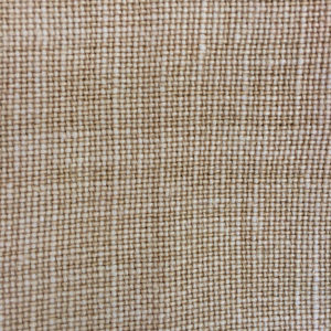 wintergordijnen: 100% Laundered Linen_Berlin Straw