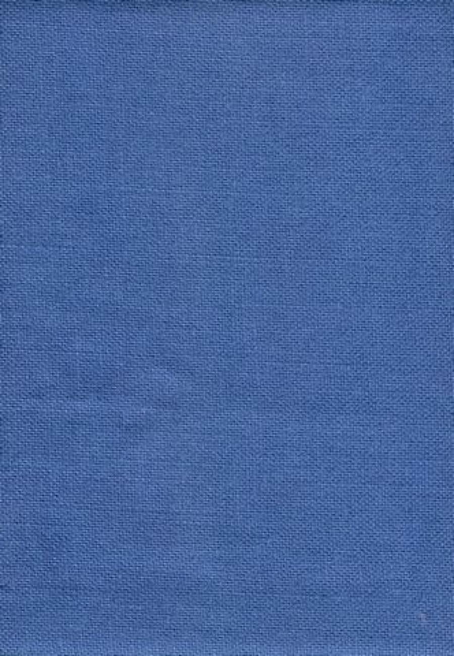 Kensington - Bright Blue 100% linnen