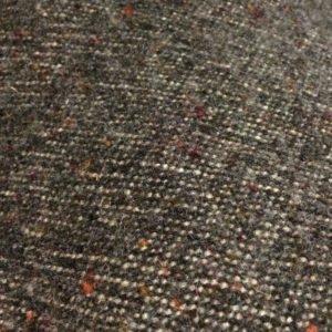 Wintergordijnen: Wollen tweed voor gordijnen en stofferen