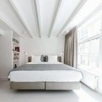 verduisterend linnen gordijn slaapkamer