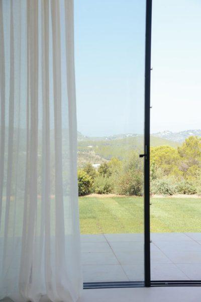 Uitzicht op Ibiza - St Juan Ibiza