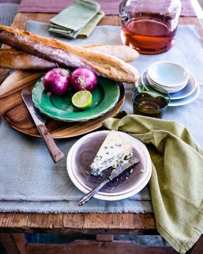 Stokbrood met kaas als ontbijt - Libelle