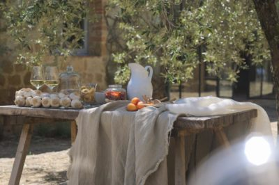 Mediterraans buffet - La Saracina