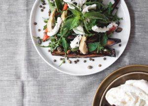 Een gezonde maaltijd - Sla Kookboek