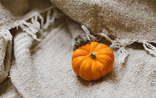 Herfst kleuren in je huis