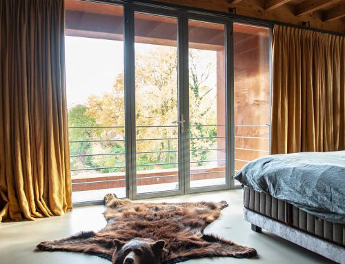 Choosing curtains for your bedroom