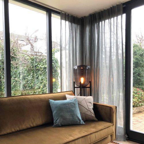 Saint Germain 0222 gordijnen te zien in vtwonen Weer verliefd op je huis