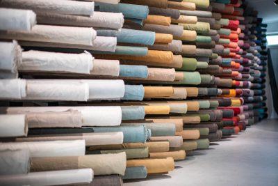 Noordermarkt; iedere zaterdag linnen stoffen of de markt!