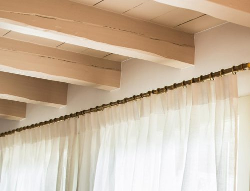 The 4 most common mistakes to avoid when hanging curtains