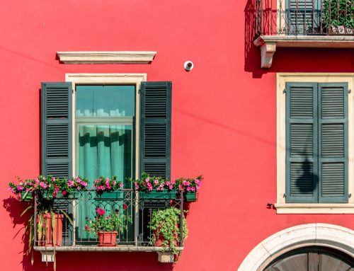 Decorating ideas for your balcony